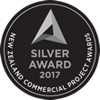 NZ Commercial projects silver award